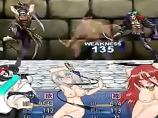 Shinobi Fights 2 hentai game Gameplay #2 - 52 min