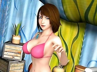 Final Fantasy X Hentai My Yuna - 2 min