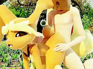 Lopunny Doggy Style 19 sec 720p