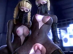 nier automata Sex with Operators 6O & 21O..